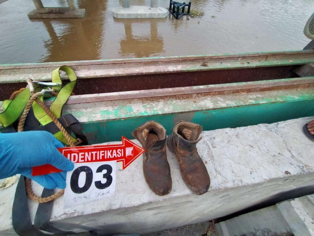 Pembangunan Jembatan Tanjung Raja Memakan Korban, 1 Pekerja Tenggelam