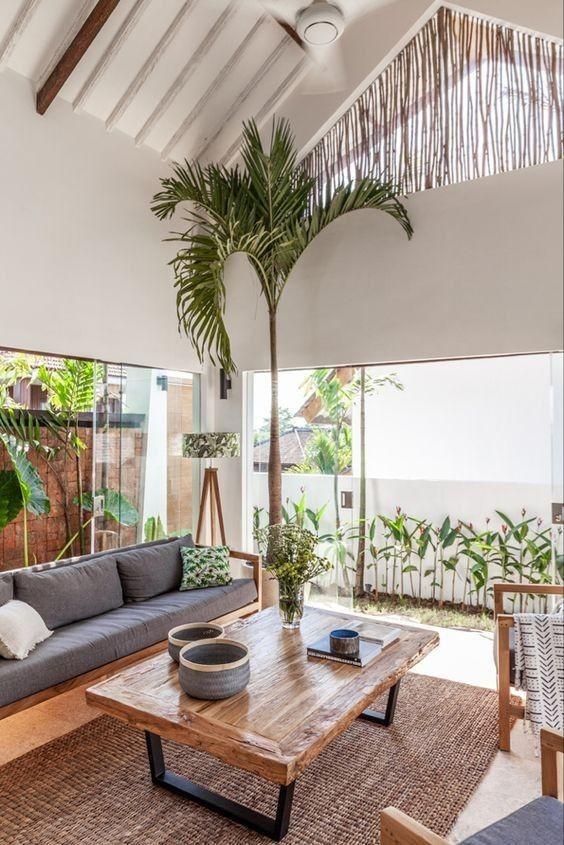 Serasa Liburan di Bali! 9 Inspirasi Rumah Idaman Berinterior ala Vila