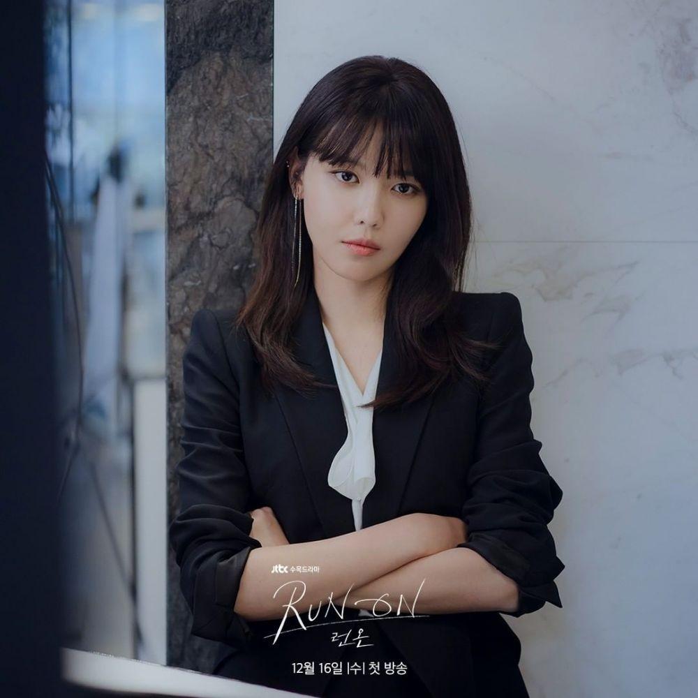 10 Pesona Karismatik Sooyoung SNSD, Jadi CEO dalam KDrama Run On