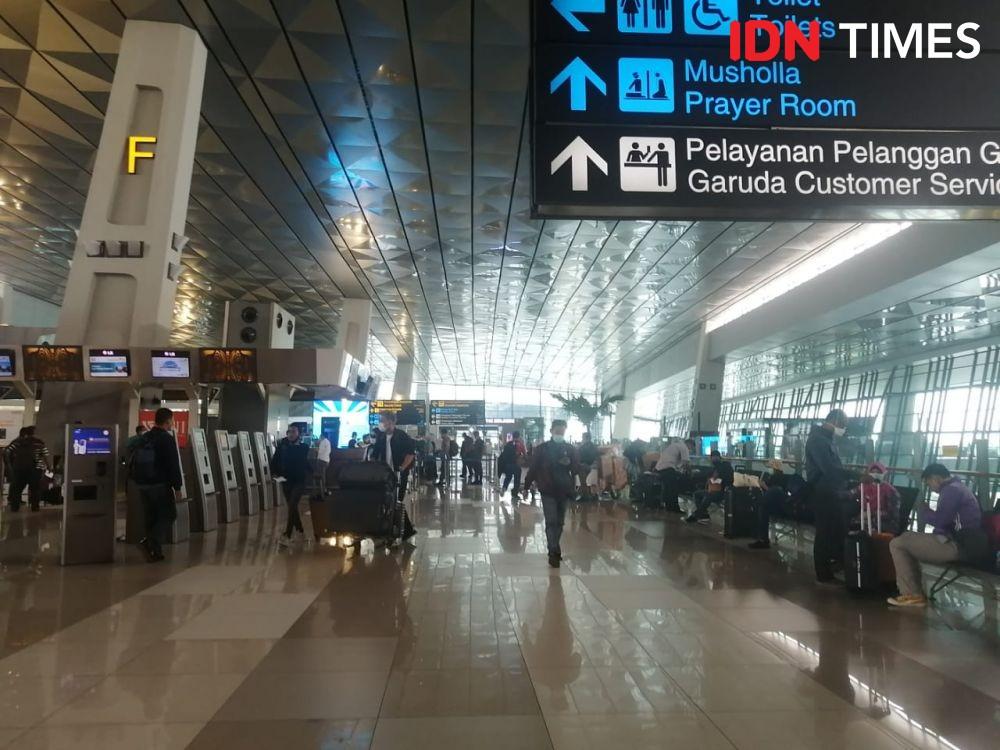 Angkasa Pura Buka Layanan GeNose C-19 di 4 Bandara Ini, Catat!