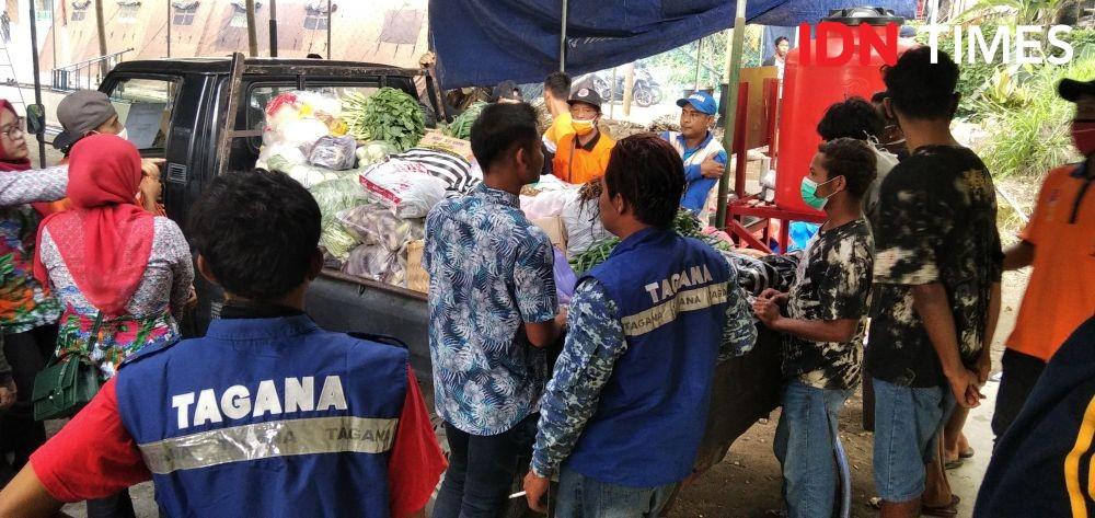 Erupsi Gunung Merapi, 133 Warga Boyolali Mengungsi di Tlogolele
