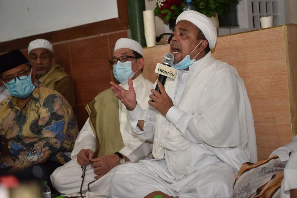 Dirut RS Ummi Bogor: Rizieq Shihab Memaksa Pulang, Hasil Tes Belum Ada
