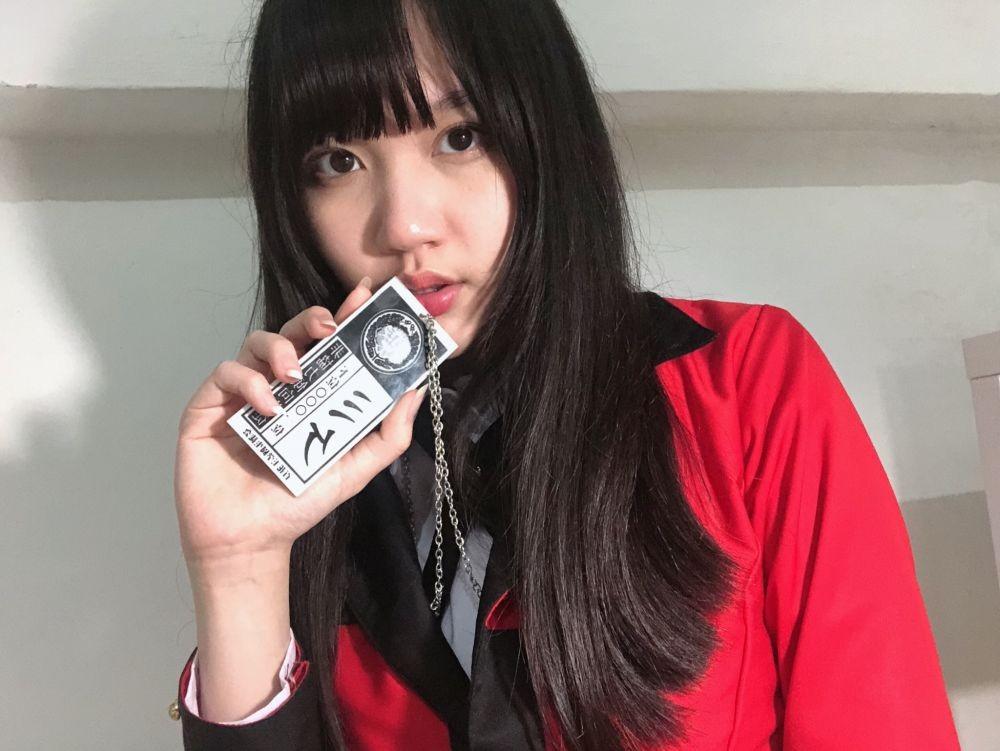 Bak Tokoh Anime, 10 Potret Marsha JKT48 yang Bikin Mabuk Kepayang!