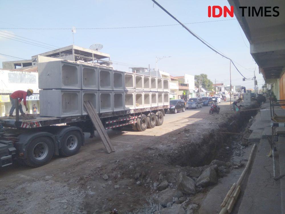 Jelang Akhir Tahun, Serapan Anggaran Proyek di Kabupaten Madiun Minim