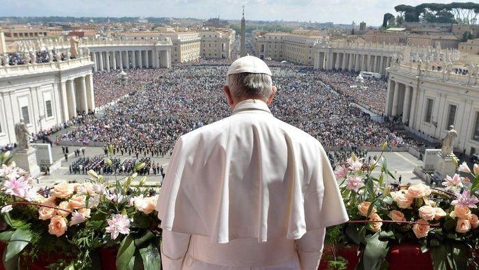 Demi Perdamaian Myanmar, Paus Fransiskus Siap Berlutut di Jalanan