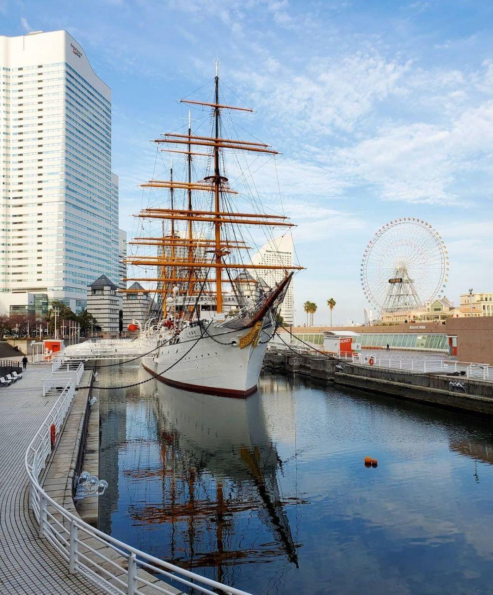 10 Aktivitas Liburan Paling Seru di Yokohama, Bikin Ogah Pulang