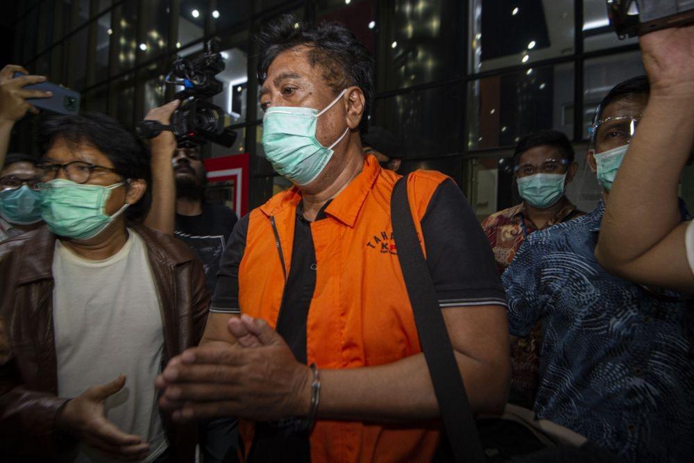 Penyuap Edhy Prabowo Divonis 2 Tahun Bui, Lebih Ringan dari Tuntutan