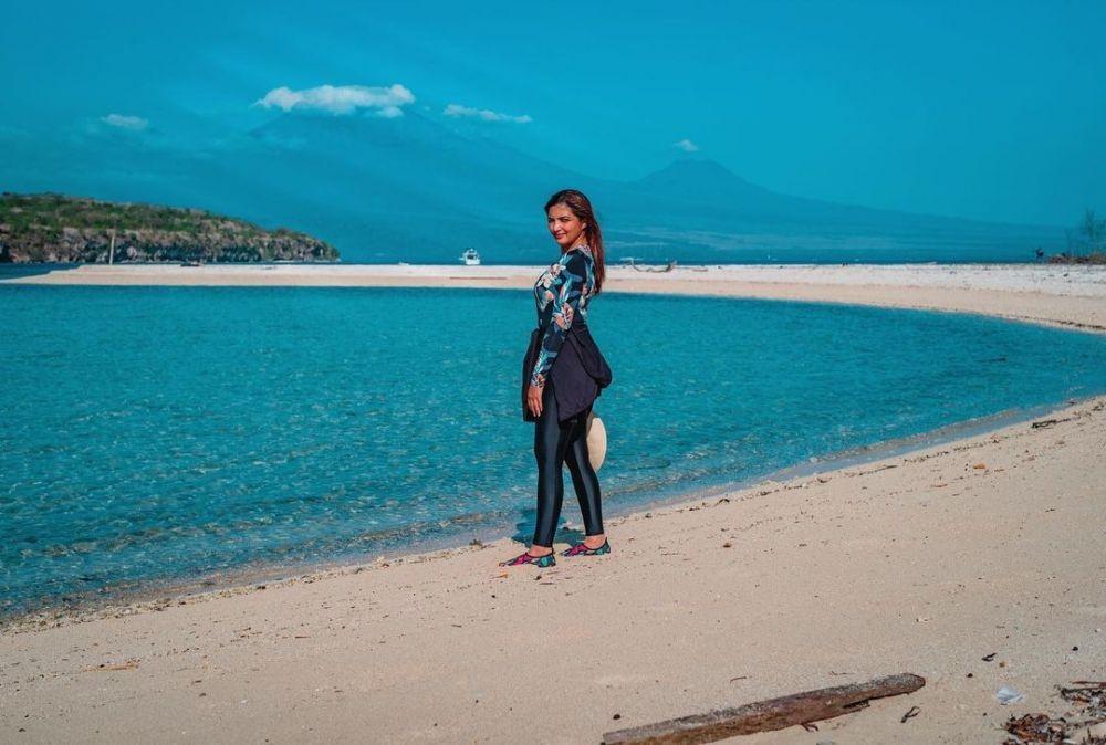 Hobi Fotografi, 10 Potret Ashanty dari Bidikan Kamera Anang Hermansyah