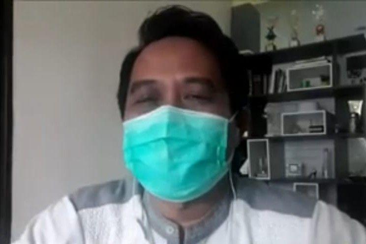 Sinergi Kemnaker dan IDI Turunkan Risiko Nakes Terinfeksi COVID-19