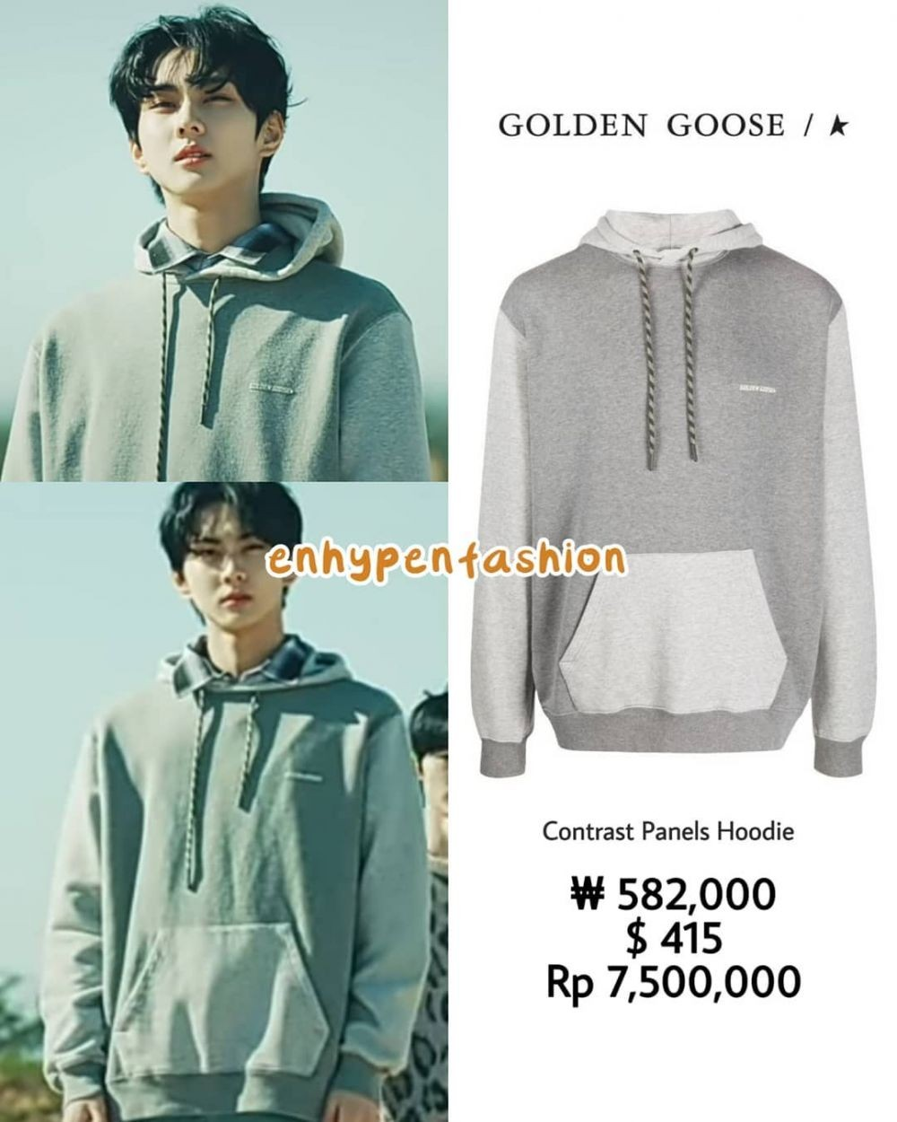 Simple tapi Mahal, 10 Harga Outfit ENHYPEN di MV Given-Taken