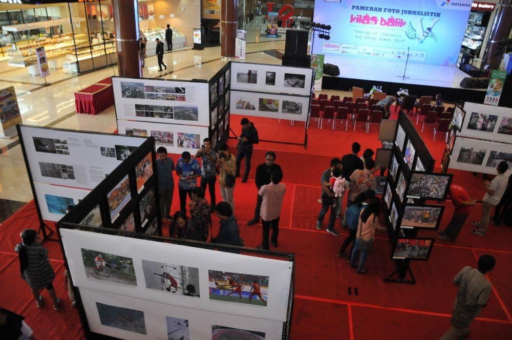 PFI Palembang Gelar Pameran Bertajuk Kilas Balik, 315 Foto Jurnalistik