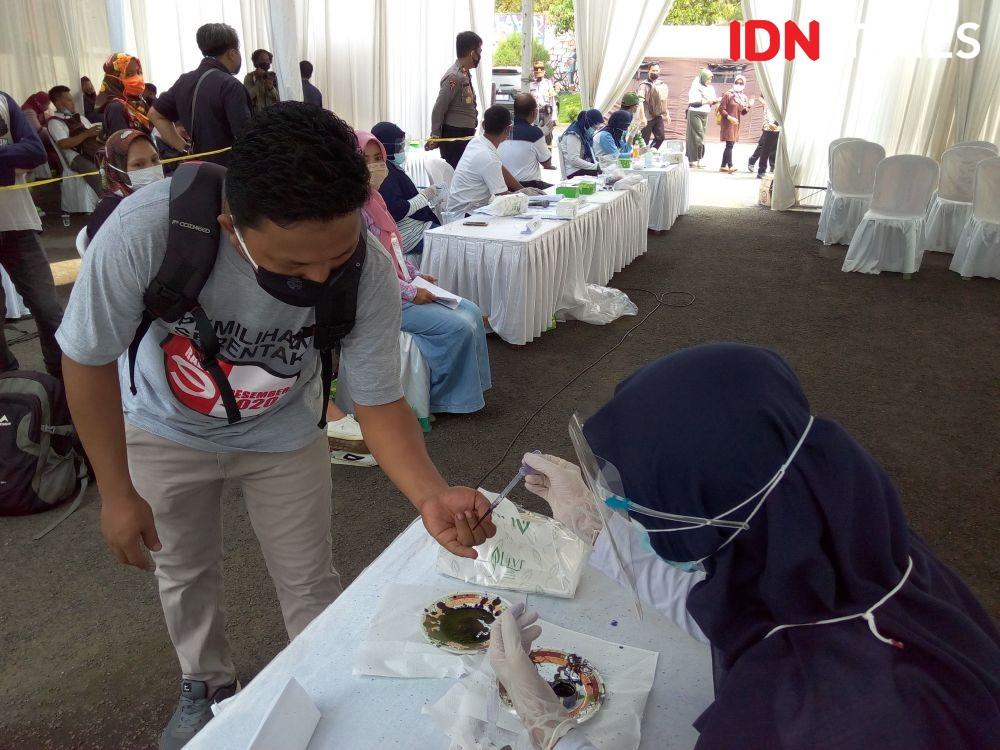 Partisipasi Pemilih Pilkada Makassar Naik tapi Masih Rendah