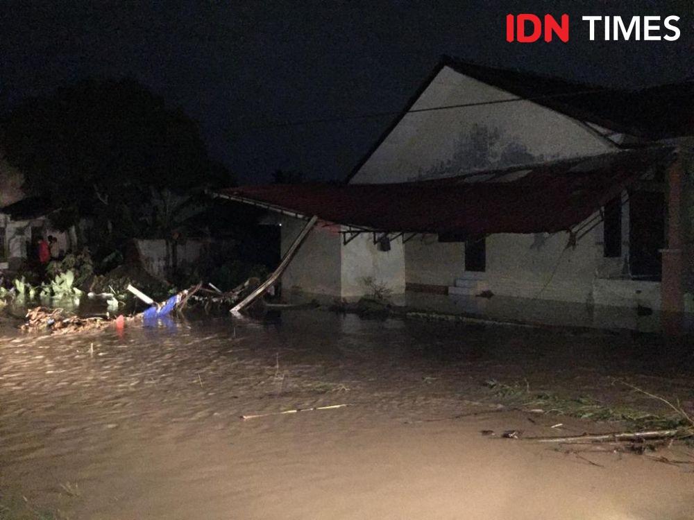 Banjir di Tanjung Selamat, Sudah 5 Jenazah yang Ditemukan