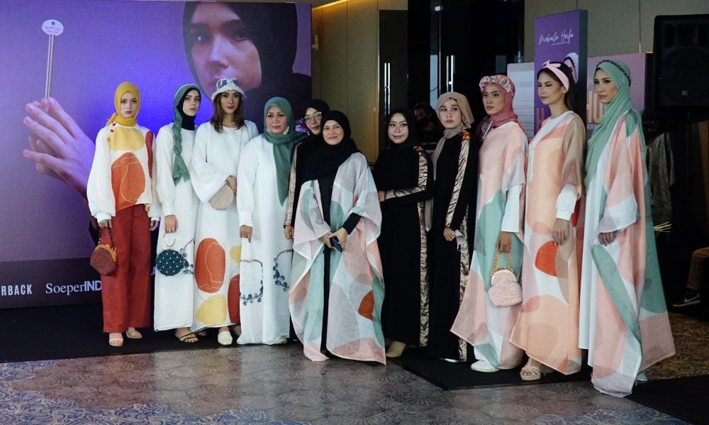 Kisah Hida, Perjuangan Single Mom Bangun Brand Fashion Muslim