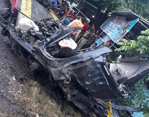 Kecelakaan KA Brantas Vs Mobil Polisi di Sragen, 2 Jadwal KA Terganggu