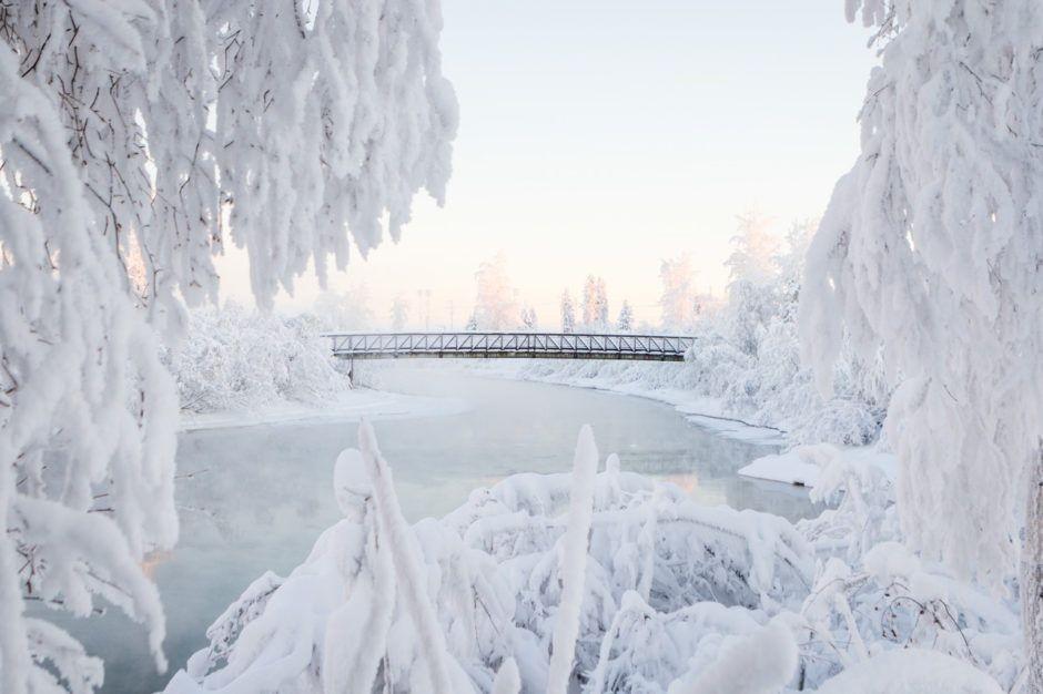 Kota Terdingin di Dunia, Suhunya di Bawah 40 Derajat Celsius
