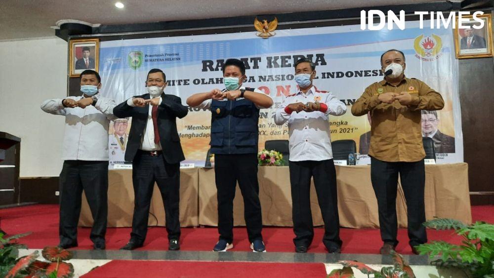Jelang PON Papua 2021 Atlet Sumsel Bakal Pelatda Tujuh Bulan