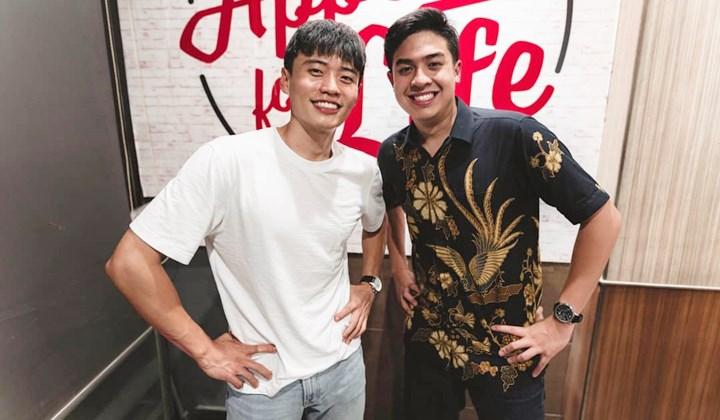 YouTuber Jang Hansol 'Ribut' dengan Jerome Polin? Cek Faktanya di Sini