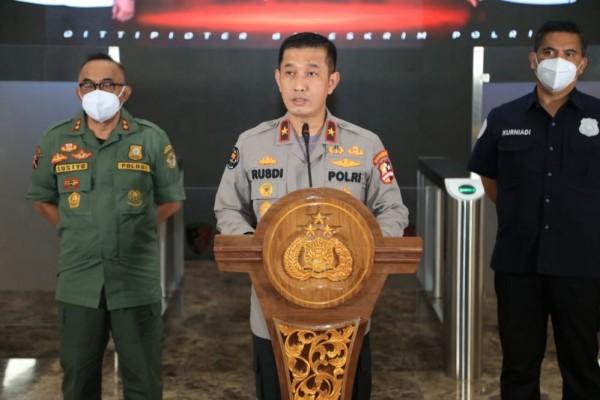 Polri Lengkapi Berkas 2 Polisi Tersangka Unlawful Killing Laskar FPI