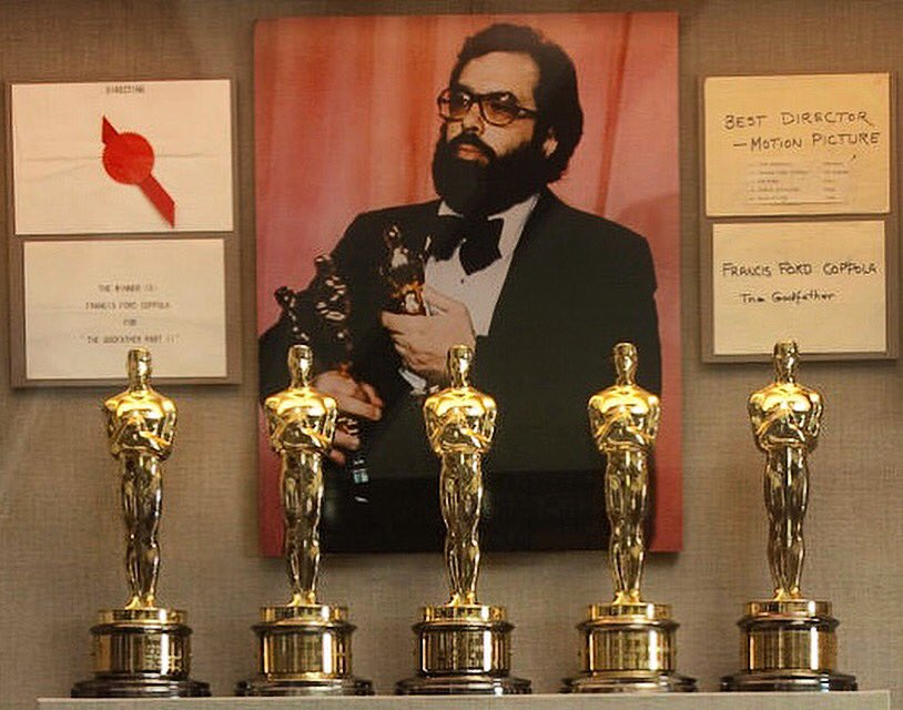 "5 Fakta Francis Ford Coppola, Orang di Balik Larisnya ""The Godfather"""