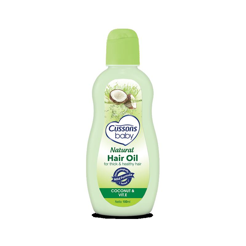 7 Rekomendasi Minyak Rambut untuk Bayi, Bikin Lembut!