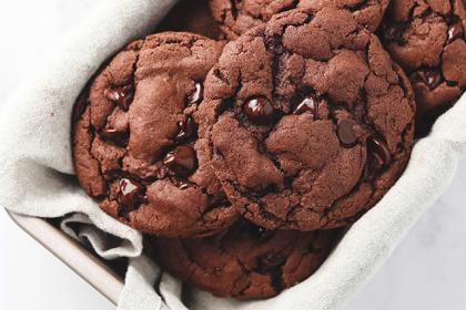 Resep Membuat Cokelat Cookies Renyah Tahan Lama
