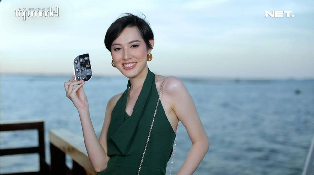 10 Fakta Galatia Gea Amanda Lim, Runner Up Indonesia's Next Top Model