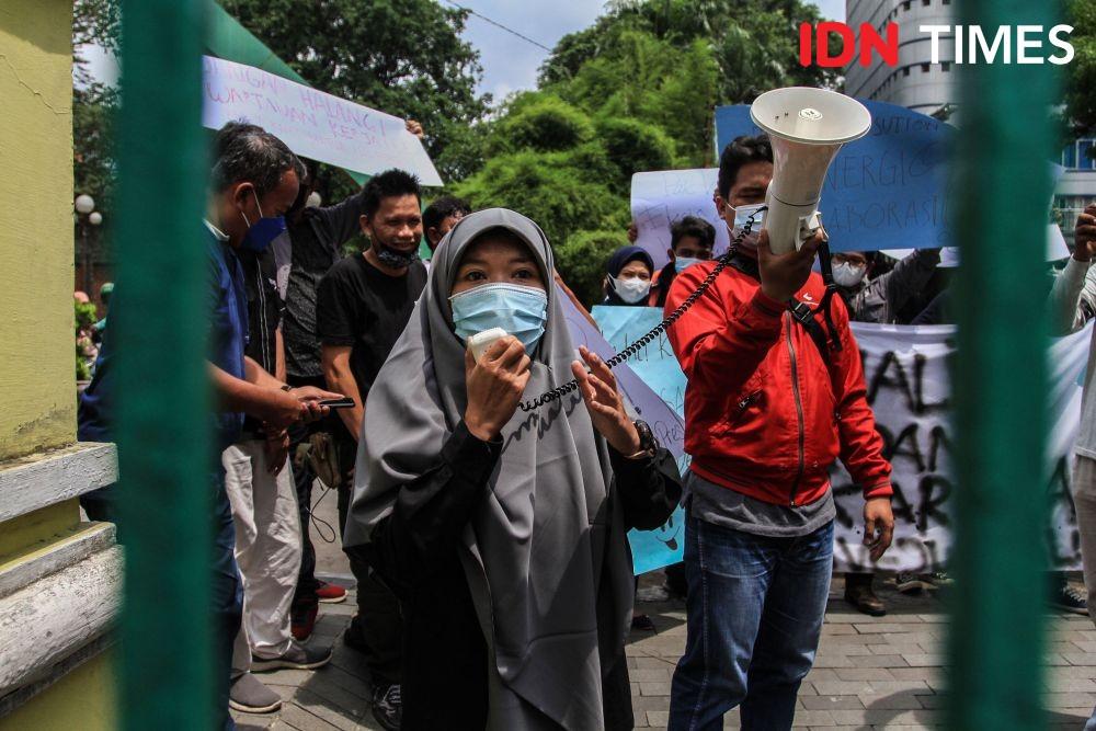 Jurnalis Diintimidasi, PFI Sebut Pengamanan Wali Kota Bobby Berlebihan