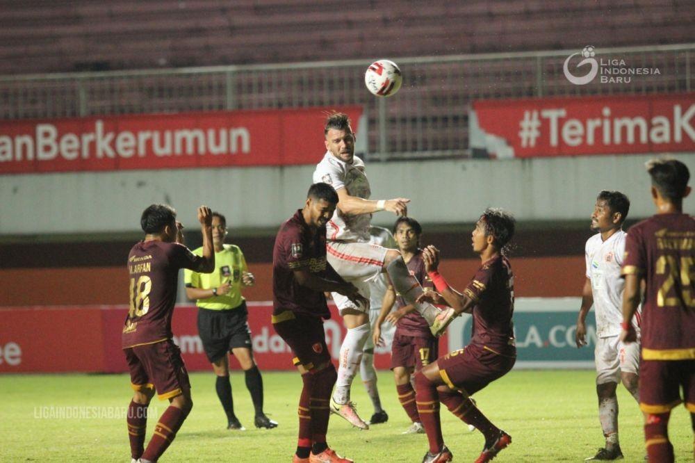 Man of the Match Persija vs PSM: Kartu Kuning!