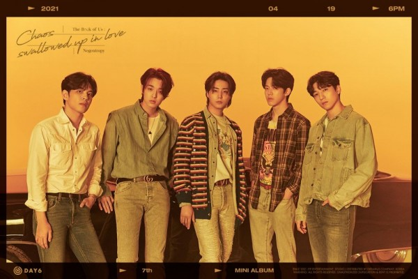 12 Gaya Charming DAY6 untuk Comeback The Book of Us: Negentropy