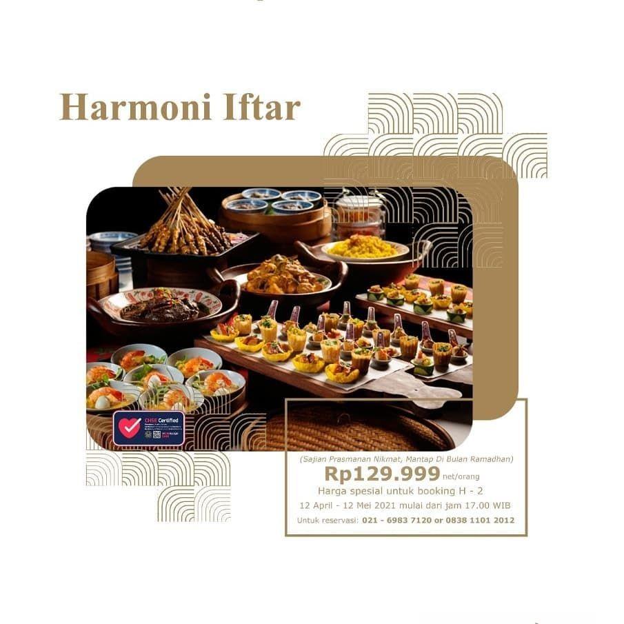 10 Promo Buka Puasa di Hotel Jakarta, Harganya di Bawah Rp200 Ribu!
