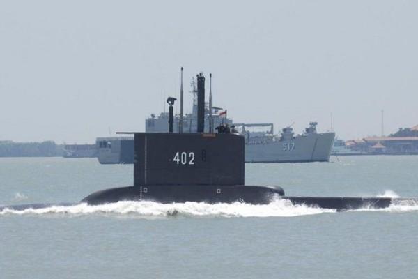 TNI AL: KRI Nanggala-402 Karam di Dasar Laut dalam Waktu 90 Detik