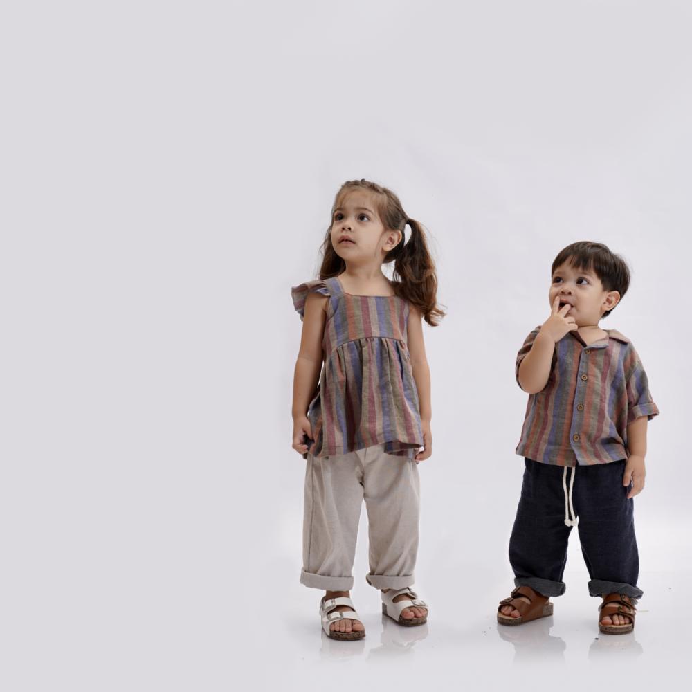 6 Koleksi Baju Lebaran dari Brand Lokal, Bikin Kamu Keren di Hari Raya