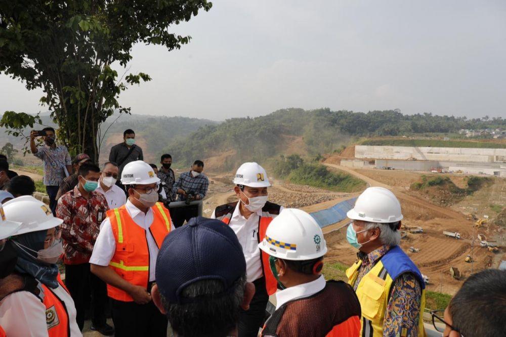 Ini Titah Luhut untuk Penanganan Banjir di Jakarta