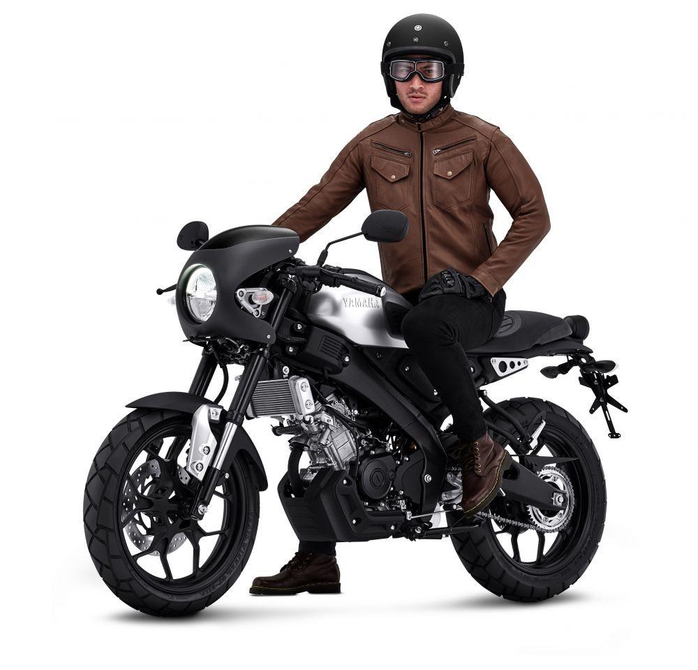 Yamaha XSR 155 Dikelir Hijau, Jadi Semakin Sangar