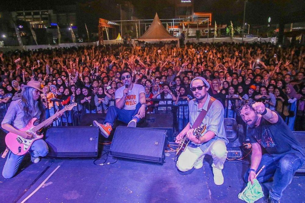 Resmi Bubar, Intip Perjalanan Band Naif di Industri Musik Indonesia