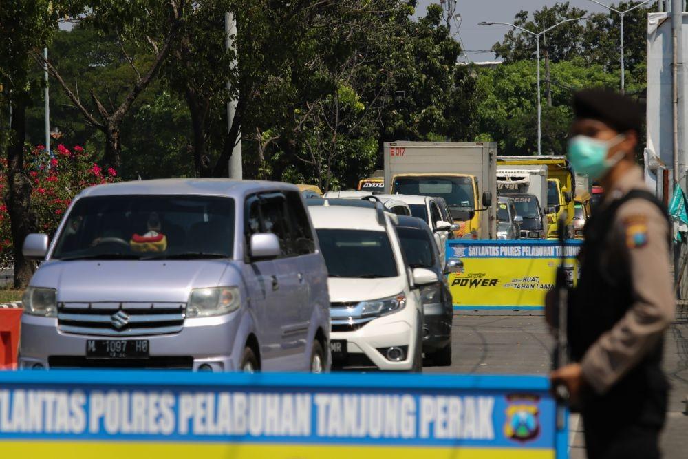 Polda Metro Jaya Tambah 2 Penyekatan Arus Balik Lebaran 2021