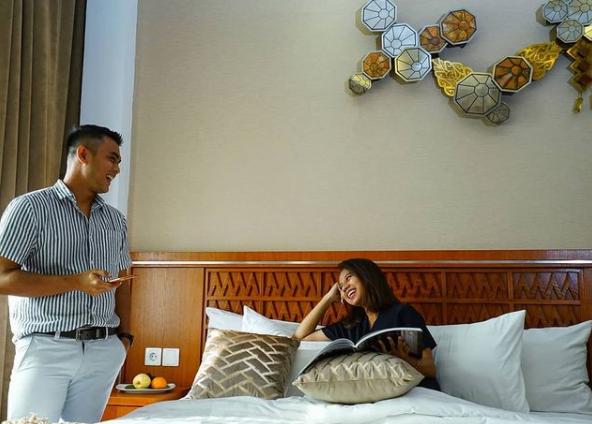 Meski PPKM, Ternyata Tingkat Hunian Kamar Hotel Lampung Juni 2021 Naik