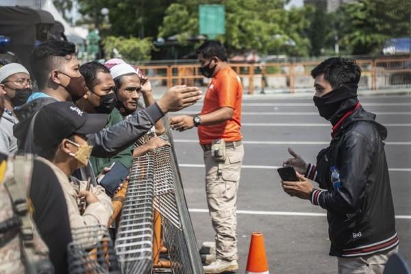 PSI: Anies Kecolongan Gegara Tempat Wisata Ramai Saat Lebaran