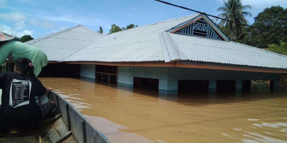 Banjir di Malinau, Evakuasi Warga Masih Jadi Prioritas Aparat