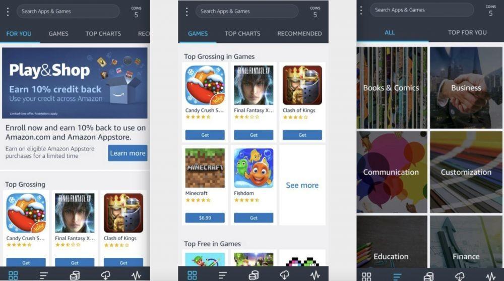 Ini 7 Toko Aplikasi Terbaik Alternatif Google Play Store