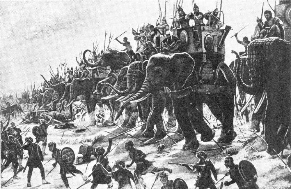15 Hewan yang Pernah Dimanfaatkan Manusia dalam Perang