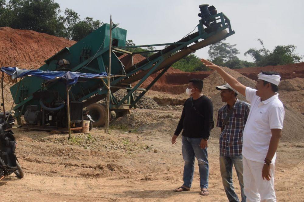 Dedi Mulyadi Bongkar Modus Pertambangan Ilegal di Balik Perkebunan