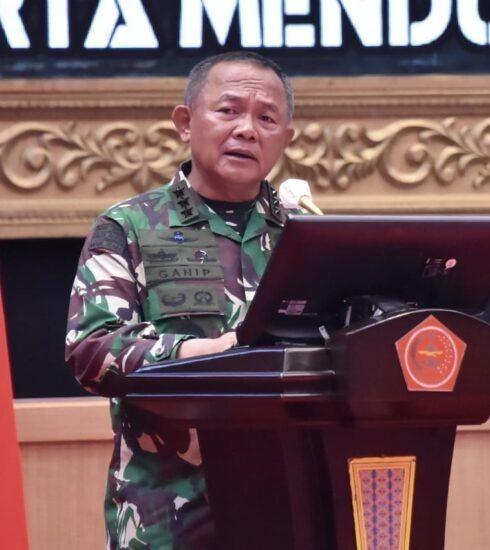 Rekam Jejak Ganip Warsito, Pengganti Doni Monardo sebagai Kepala BNPB