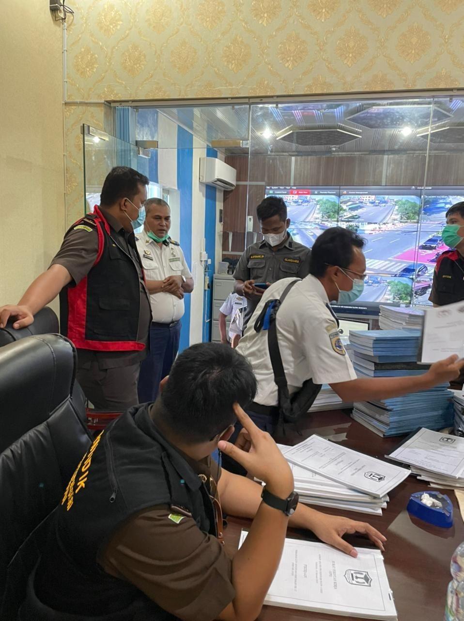 Kasus Korupsi CCTV Dishub Binjai, Kejari Menduga Dikerjakan PPK