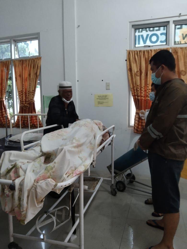 Tragedi KMP Ihan Batak, Mobil Jatuh ke Danau Membuat Penumpang Tewas