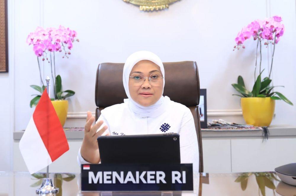 Kemnaker: BLK Komunitas Tingkatkan Kompetensi SDM Indonesia