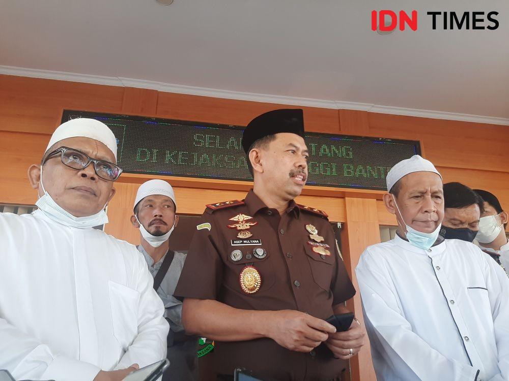 Ulama Hingga Pendiri Banten Minta Kejati Gak Ragu Usut Dana Hibah