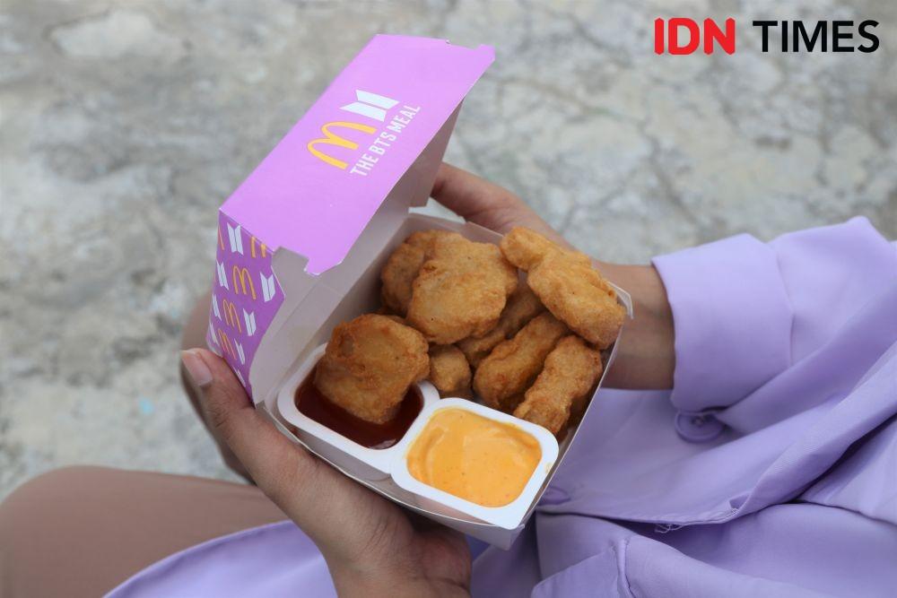 Apa Sih yang Spesial dari BTS Meal McDonald's, Simak Review Ini!