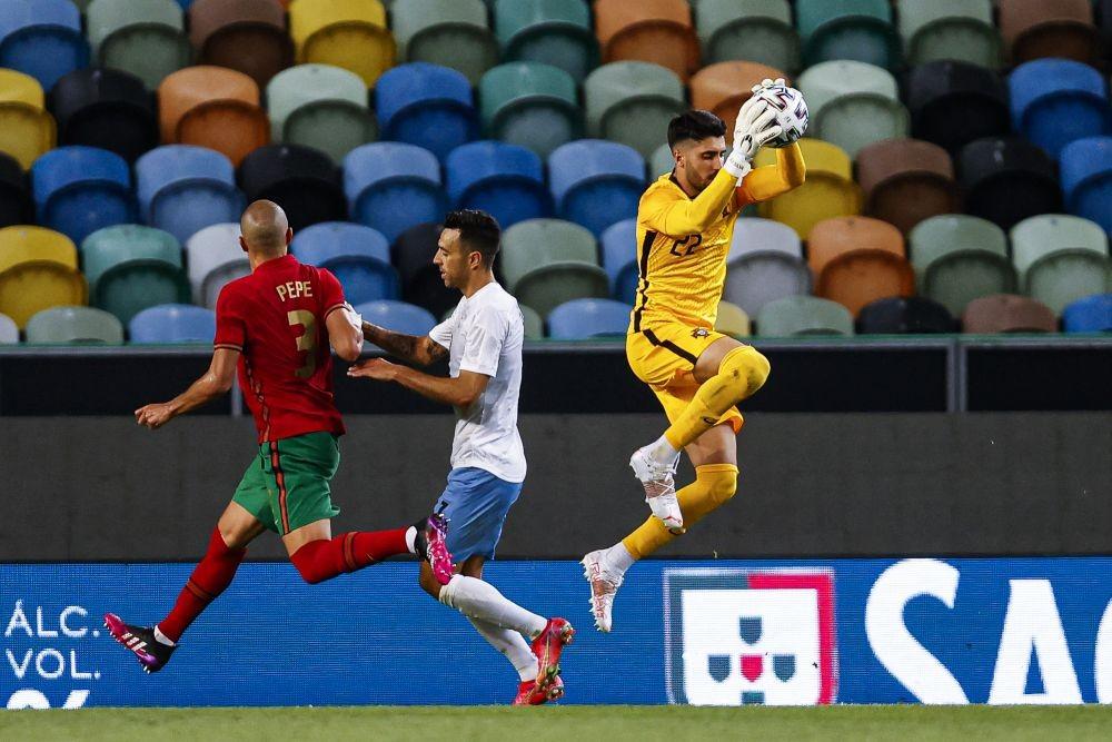 Uji Coba Jelang Piala Eropa 2020, Portugal Bekuk Israel 4-0